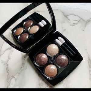 226 Tisse Rivoli Chanel EyeShadow Quad